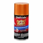 Orange Mist Metallic Perfect Match� Touch-Up Paint