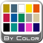 Paint Listed by Color