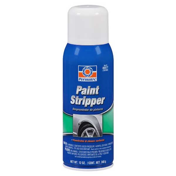 Decal and Paint Stripper 16 oz. aerosol can Permatex #80577