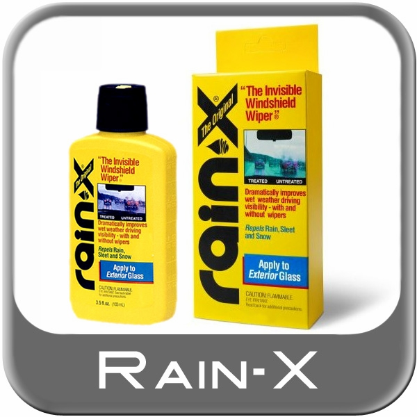 Rain-X Glass Treatment