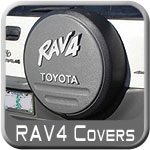 RAV4 Spare Tire Covers