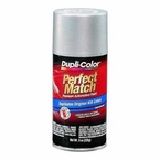 Satin Silver Metallic Perfect Match� Touch-Up Paint