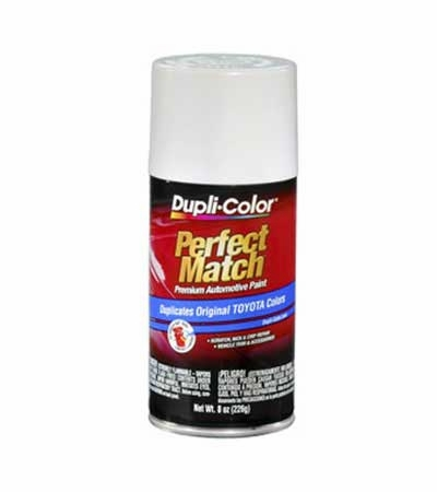 Scion, Toyota Perfect Match® Touch-Up Spray Paint 8 ounce DupliColor #BTY1556