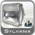 Sylvania H4656 Headlight Bulb Silverstar Halogen Single Bulb