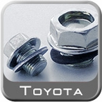 Toyota Drain Plugs & Gaskets