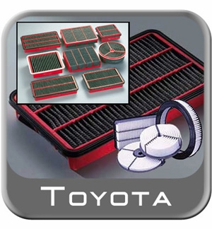 Toyota Factory Replacement Air Filter Genuine Toyota #17801-70020-83
