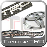 Toyota Logo Emblems & Decals