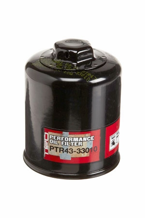 Toyota Oil Filter TRD USA Spin-on Style Direct Factory Replacement High Volume Oil Filter Genuine Toyota #PTR43-33010