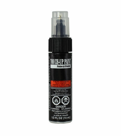 Toyota Touch-Up Paint Alpine Silver Metallic Color Code 199 One tube Genuine Toyota #00258-00199