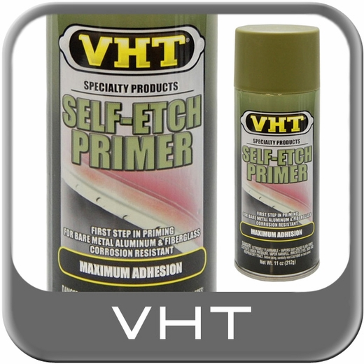 VHT Self-Etching Aluminum Primer Olive Green
