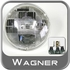 Wagner Lighting H5006 Headlight Bulb Halogen Bulb Single Bulb