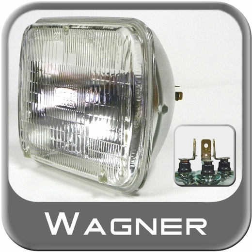 Wagner Lighting H6054 Headlight Bulb Halogen Bulb