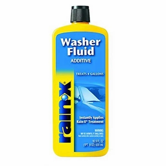 Rain-X Washer Fluid 16.9 oz. Squeeze Bottle #RX11806D