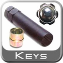 Wheel Lock Keys & Removers