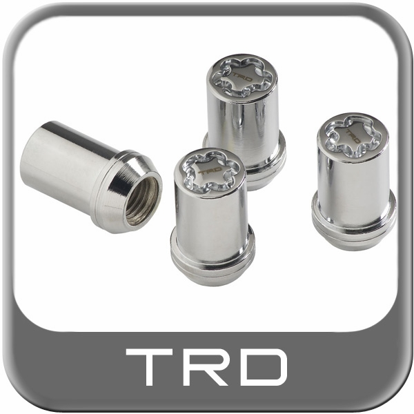 TRD Wheel Locks