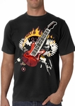 Electric Air Guitar T-Shirt