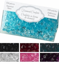 Diamond Confetti, 7 Colors