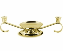 Forever Unity Candle Stand, Gold - SAVE 10%