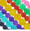 50% Off All Crackle Glass Beads