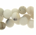 Rutilated Quartzite (IM) 10mm Round Beads 15 Inch Strand