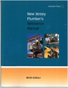 New Jersey Plumber's Reference Manual 9th Edition