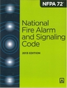 NFPA 72 National Fire Alarm Code, 2013 Edition