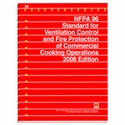 NFPA 96: Standard for Ventilation Control and Fire Protection of Commercial Cooking Operations, 2008 Edition
