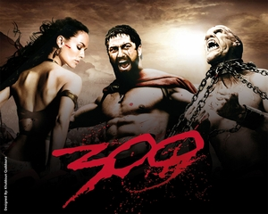 300 Movie Shirts Warner Brothers Movie Tee T-Shirts