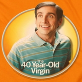 40 Year Old Virgin Shirts