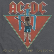 ACDC Flick Of The Switch Shirts