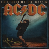 ACDC Let There Be Rock Shirts