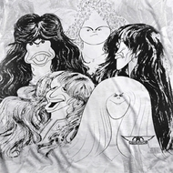 Aerosmith Lines Sublimation Shirts