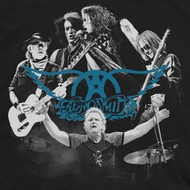 Aerosmith Rock N Around Shirts