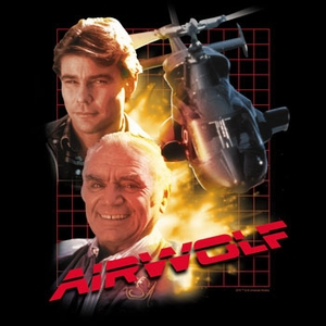 Airwolf T-shirts