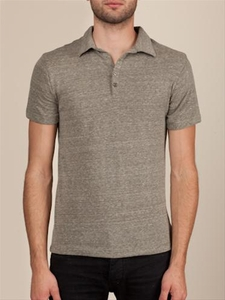 Alternative Apparel The Berke Urban Polo