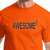 Awesome Cubed Mens Shirts