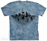 B-52 Special Delivery Shirt Tie Dye Adult T-Shirt Tee