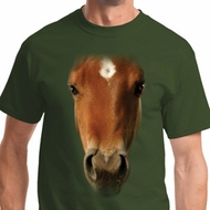 Big Horse Face Shirts