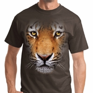 Big Tiger Face Shirts
