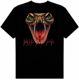 Biker T-shirt - Snake Bite Adult T-shirt