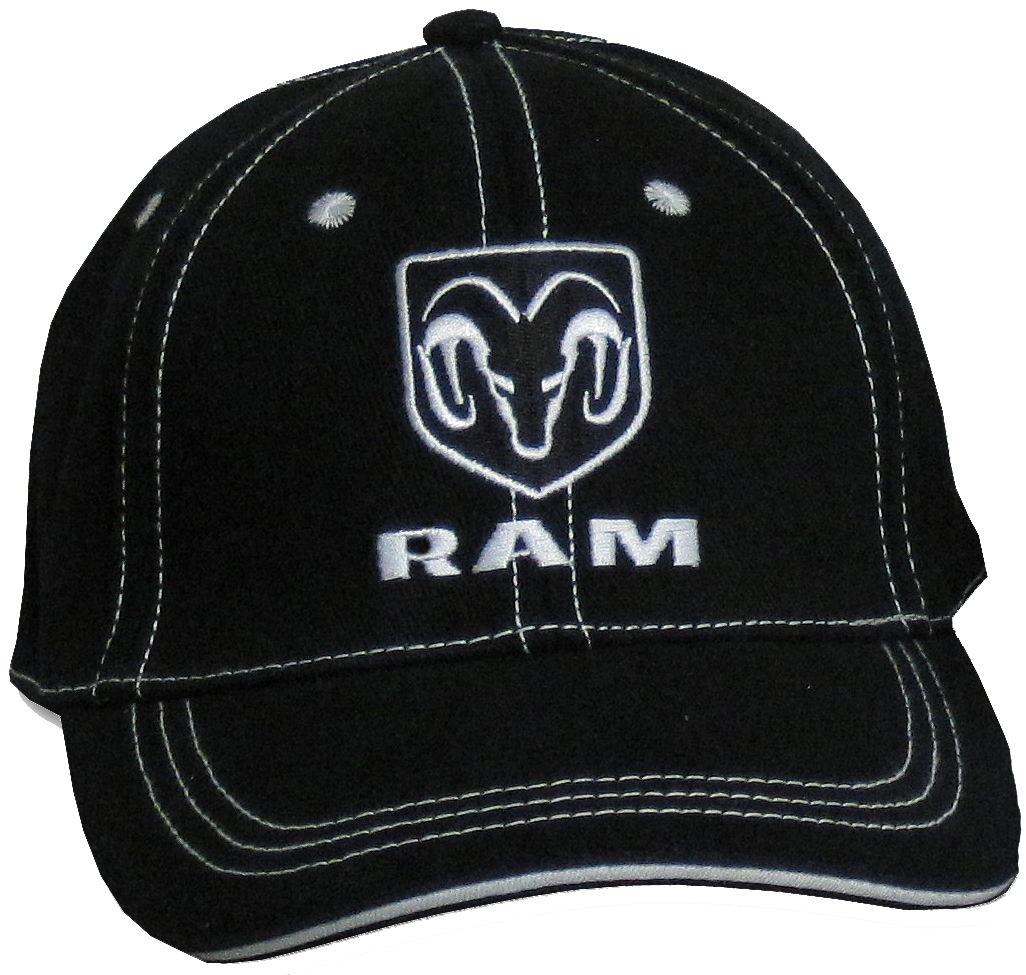 Dodge Ram Cap Adjustable Adult Hat One Size Dodge Caps