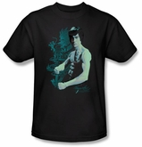 Bruce Lee Kids T-shirt Youth Feel Black