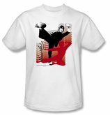 Bruce Lee Kids T-shirt Youth Kick It White