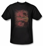 Bruce Lee Kids T-shirt Youth Power Of The Dragon Black