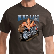 Built To Last Mens Biker Shirts