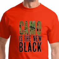 Camo is the New Black Shirts