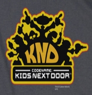 Codename Kids Next Door Shirts
