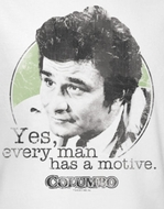 Columbo Motive Shirts