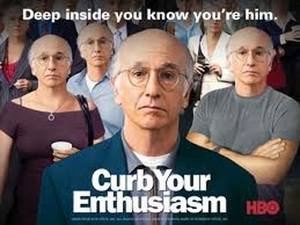 Curb Your Enthusiasm T-shirts - Larry David