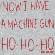 Die Hard Machine Gun Shirts